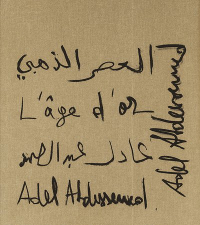 Book cover of Adel Abdessemed: L'âge D'or by Pierluigi Tazzi, Angela Mengoni, Abdellah Taia and Hans Ulrich Obrist
