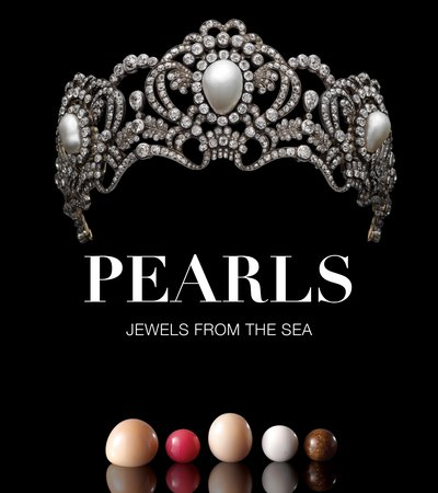 Book cover of Pearls: Jewels from the Sea by Dr. Hubert Bari
