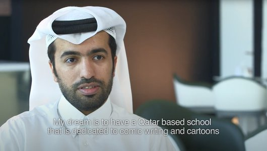 Thumbnail of Rashid Al-Kuwari's interview